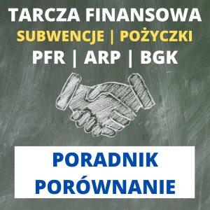 tarza antykryzysowa subwencje - pfr arp bgk